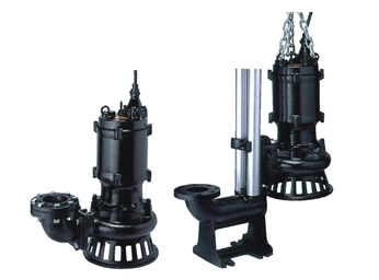 Submersible Wastewater Pumps (Cast Iron) – Beacon Industrial